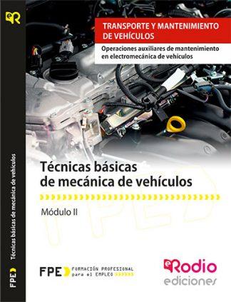Técnicas básicas de mecánica de vehículos (MF0623_1). rodio