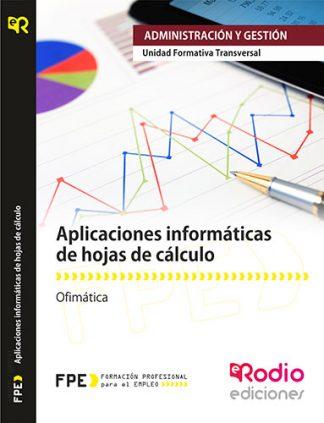 Aplicaciones informáticas de hojas de cálculo. rodio