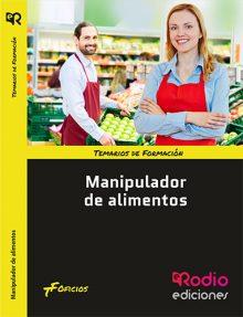 Manipulador de alimentos rodio