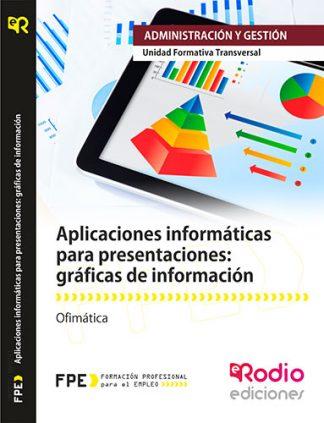 Aplicaciones informáticas para presentaciones: gráficas de información. rodio