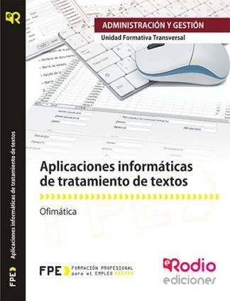 Aplicaciones informáticas de tratamiento de textos rodio