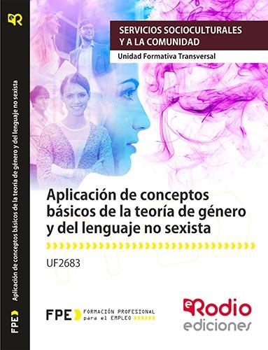 Aplicación de conceptos básicos de la teoría de género y del lenguaje no sexista. rodio