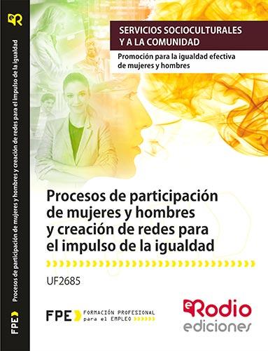 Procesos de participación de mujeres y hombres y creación de redes para el impulso de la igualdad rodio
