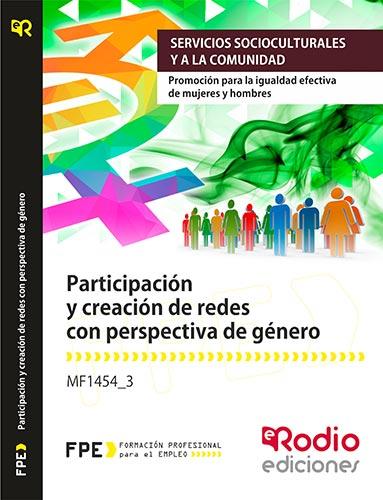Participación y creación de redes con perspectiva de género rodio