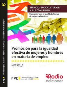 Promoción para la igualdad efectiva de mujeres y hombres en materia de empleo rodio