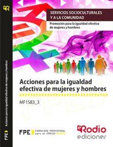 Acciones para la igualdad efectiva de mujeres y hombres rodio