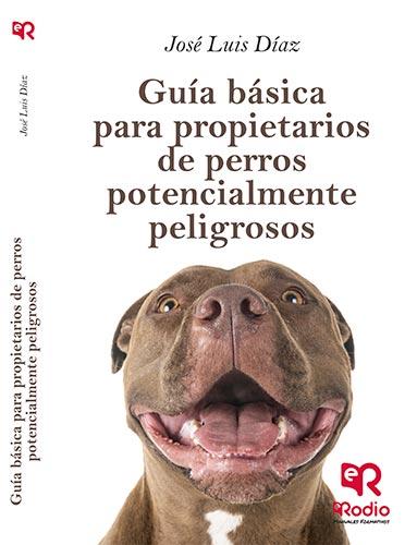 rodio guia perros potencialmente peligrosos