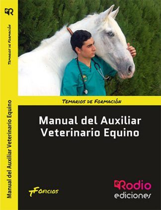 manual auxiliar veterinario equino rodio